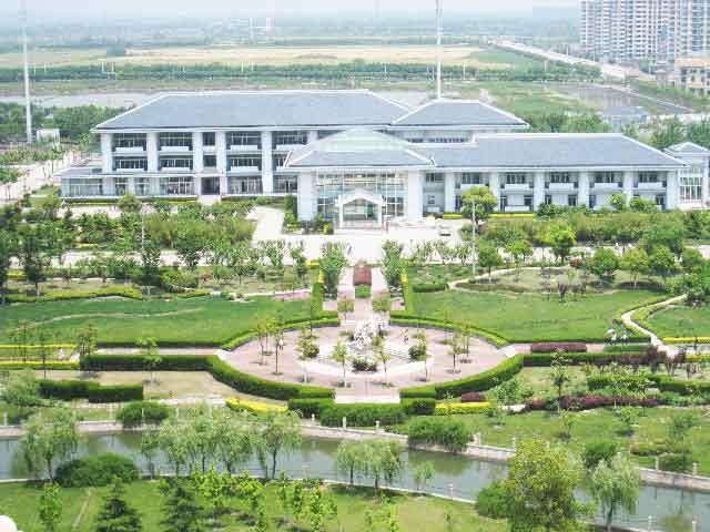 上海长宁科技学院